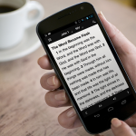 Youversion phone